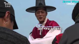 getlinkyoutube.com-[INDOSUB] B2ST Dujun - Splash Splash Love BTS Cut_9