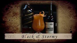 Black  Stormy