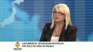 getlinkyoutube.com-Lidija Korać o reakcijama javnosti na sporazum Dodik-Lagumdžija - Al Jazeera Balkans