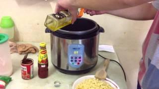 getlinkyoutube.com-茄汁肉酱意大利面-Rosky