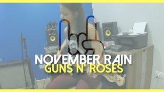 getlinkyoutube.com-Juliana Vieira - November Rain (Cover) Only PC