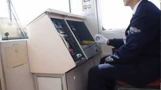getlinkyoutube.com-大阪市営地下鉄 南港ポートタウン線(ニュートラム)運転テスト