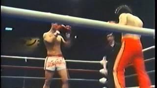 getlinkyoutube.com-ベニー・ユキーデ Benny Urquidez 試合映像 By Japan