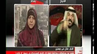 getlinkyoutube.com-فديو جديد الشيخ علي حاتم يمسح بكرامة حنان الفتلاوي 2013