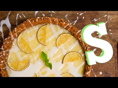 KEY LIME PIE RECIPE ft. Jim Chapman - SORTED