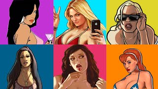 getlinkyoutube.com-FEMALE PROTAGONISTS IN THE GRAND THEFT AUTO SERIES!