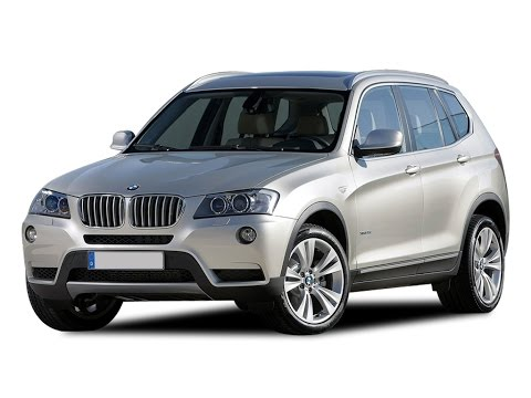 Замена лобового стекла на BMW X3 в Казани.