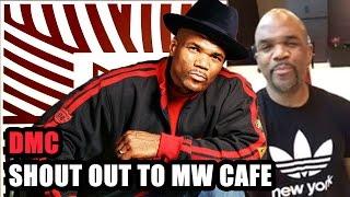 getlinkyoutube.com-DMC giving a shout out to MW Cafe