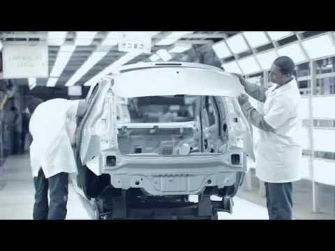 Linha de montagem do Novo Fiat Palio 2012