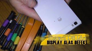 getlinkyoutube.com-Huawei P8 lite zerlegen Glas Display Schaden Austausch Repair