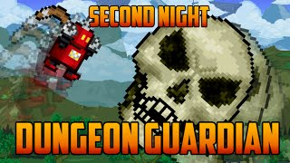 getlinkyoutube.com-Terraria - Dungeon Guardian on Second Night [Speedrun Challenge]
