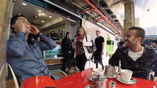 getlinkyoutube.com-CRISTIANO RONALDO was just going out for tea and this happened...