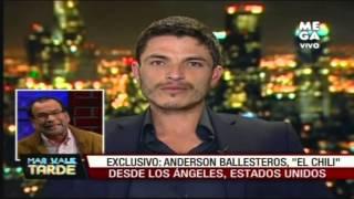 """getlinkyoutube.com-Anderson Ballesteros, """"El Chili"""", responde a Nelson Ávila y Alfredo Fuentes"""
