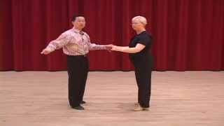 getlinkyoutube.com-Silver Cha Cha - Overturned Hockey Stick , Cuban Breaks Ballroom Dance Lesson