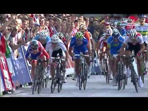 Cycling UCI Road World Championships 2011 - Mark Cavendish Elite Race Winner Full HD
