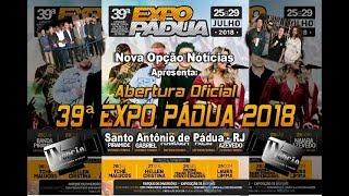 Nova Opção Notícias-39ª Expo Pádua 2018