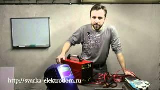 getlinkyoutube.com-Как научиться варить электросваркой - Урок 1