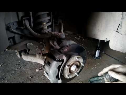 Ремонт ABS Kia Sorento 2004г. 2,5 дизель