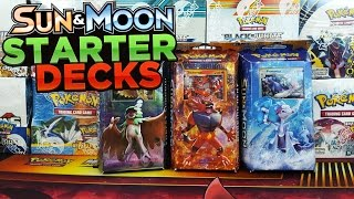 getlinkyoutube.com-OPENING ALL 3 SUN AND MOON THEME DECKS OF POKEMON CARDS