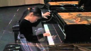 Stella He, Clementi, Allegretto from Sonatina Op.36 No. 2 G Major