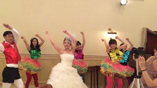 getlinkyoutube.com-結婚式余興ダンス_E-girls Follow Me踊ってみた