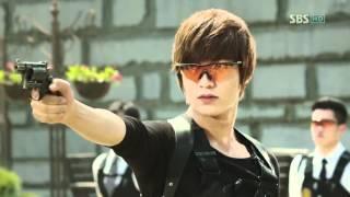 getlinkyoutube.com-Lee Min Ho City Hunter #2 leeminhot.com