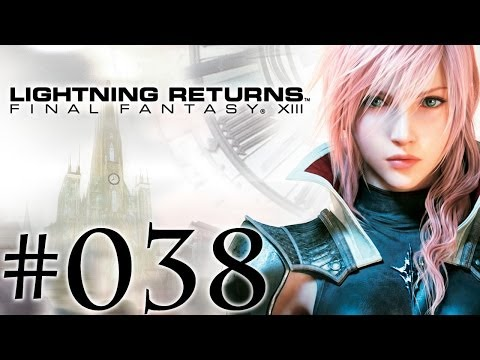 Let's Play Lightning Returns: Final Fantasy XIII (PS3/Deutsch/Blind) - Part 38 - Mogry suchen
