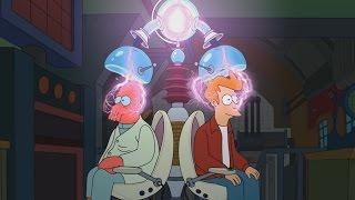 getlinkyoutube.com-Fry & Zoidberg switch bodies