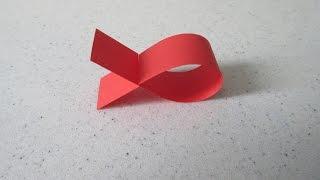 getlinkyoutube.com-Оригами - вертолет.