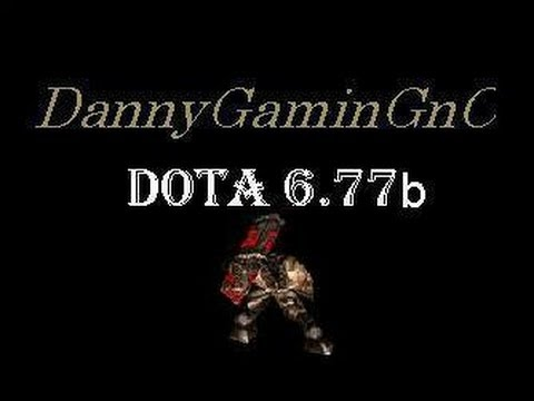 DotA 6.77b Earthshaker Gameplay with Commentary Mar. 2013