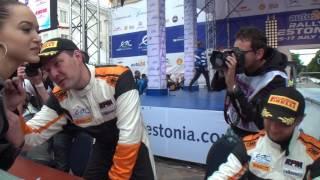 getlinkyoutube.com-FIA ERC auto24 Rally Estonia 2016   Autograph signing session with Lukyanuk - Arnautov