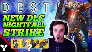 "getlinkyoutube.com-Destiny: ""X3 EXOTIC DROP!"" Destiny House of Wolves Nightfall Strike!  (Shadow Thief Gameplay)"