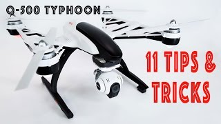 getlinkyoutube.com-11 Tips & Tricks - Yuneec Q-500 Typhoon- Demunseed