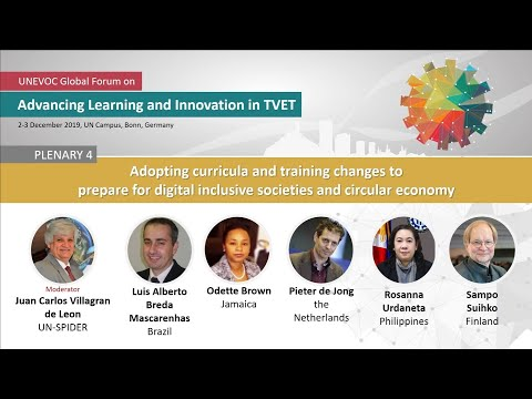 ALIT 2019: Adopting curricula and training changes for digital, inclusive societies