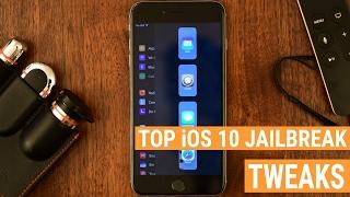 Here are the Best Jailbreak Tweaks for iOS 10