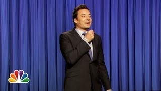 Jimmy Has a Baby – Monologue (Late Night with Jimmy Fallon)