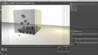 getlinkyoutube.com-|Cinema 4D| Particle/Dynamics Tutorial