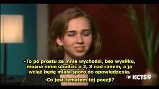 getlinkyoutube.com-Akiane Kramarik - Wywiad dla stacji KCTS 9 (2/2) [PL]