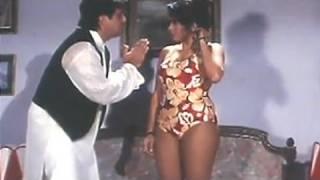 Govinda's Ramya in Bikini - Banarasi Babu Scene