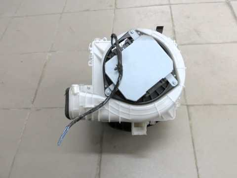 Моторчик печки Infiniti FX S50 2003-2007  27225AM611 Инфинити 50 кузов с 2003-2007
