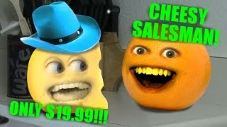 getlinkyoutube.com-Annoying Orange - Cheesy Salesman