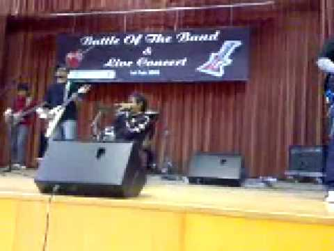 battle of the band 2009@ bradell heights cc  (buh nrop)