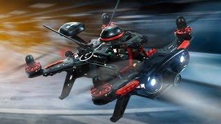 getlinkyoutube.com-Walkera Runner 250 Advanced GPS Racing Quadcopter Drone Unboxing & Flight Test