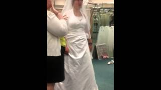 Alicia's dress width=