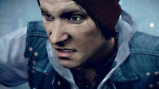 getlinkyoutube.com-Infamous Second Son All Cutscenes Movie