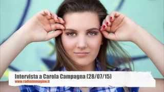Intervista a Carola Campagna