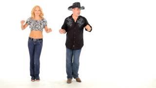 getlinkyoutube.com-How to Do the Cupid Shuffle | Line Dancing