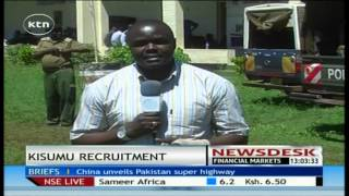 getlinkyoutube.com-Police recruitment in Kisumu