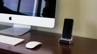 getlinkyoutube.com-The iPhone Charging Dock Wi-Fi DVR Hidden Camera from GadgetsAndGear.com