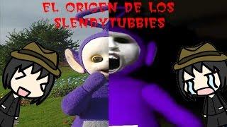 getlinkyoutube.com-Creppypasta: El origen de los slendytubbies